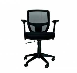 BCF-Pilot Medium Back Chair