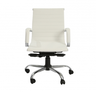 Slim Medium Back Chair