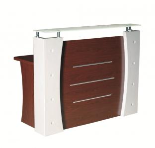 BFT 830 Reception Desk | Blue Crown Furniture
