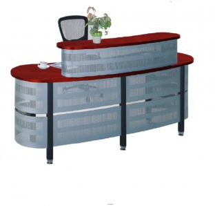 DF 0104-Reception Desk | Blue Crown Furniture