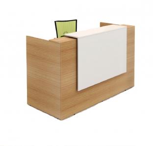 DM Executive Reception Desk | Blue Crown Furniture