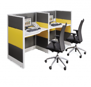 Custom Made Work Station | Blue Crown Furniture