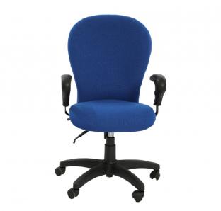 Dennis Medium Back Chair | Blue Crown Furniture