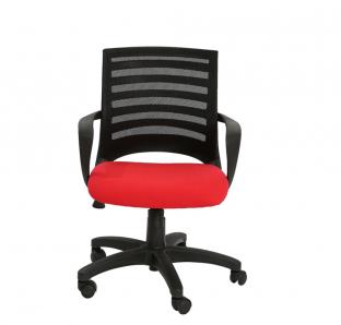 Stephani Medium Back Chair | Blue Crown Furniture