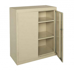 Metal Low Height Cabinet