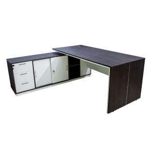 L Shape Executive Desk (BIRK-1818)