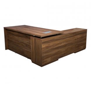 L Shape Executive Desk (L1820-RYAN)