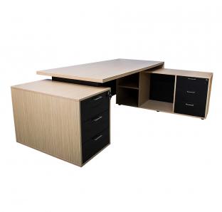 L Shape Executive Desk (RATA-L235)